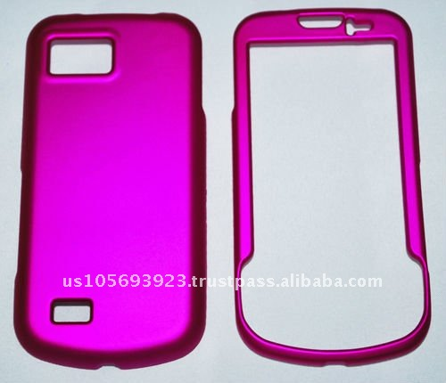 Rubberized hard Case for Samsung Behold II / T939 Phone