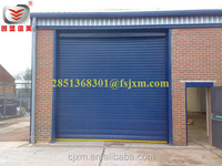 Customized High Quality Bullet Proof Roller Shutter