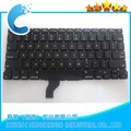 "New Original laptop computer Keyboard For Macbook Pro Retina 13"" A1502 UK Keyboard 2013"