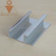 Aluminum extrusion profiles for LED panel light can me made according to client's design or drawing