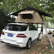 4wd offroad car roof top tent with fox wing awning