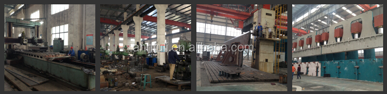 QC12Y series hydraulic shearing machine, sheet cutting machine, guillotine machine