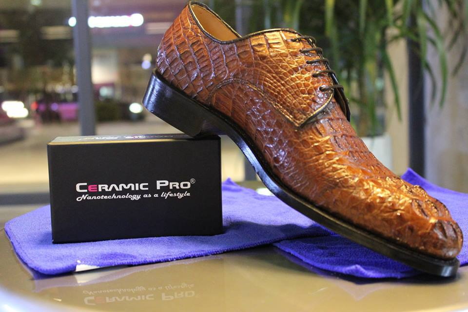 Ceramic Pro Leather - Nano Coating Leather Protection