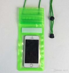 pvc universal mobile waterproof phone bag for cell phone