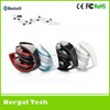 Retractable & Top selling audifonos bluetooth headset earphone for 3.5mm jack media devices