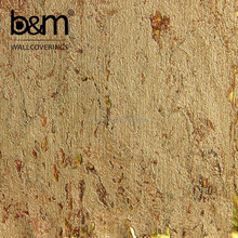 soundproof wallpaper cork wall paper China wallcoverings