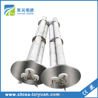 CN Manufacturer Connectors tubular ceramic heating element for glove