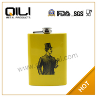 18/8 304 6oz FDA and LFGB high quality wedding door gift ideas