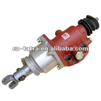 Gear-shift booster for Tatra 815