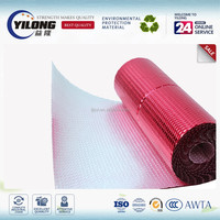 2016 China heat insulated aluminum foil bubble roll insulation film