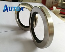 rotary shaft air compressor stainless steel PTFE oil seal
