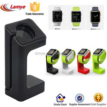 2018 Wholesale New Products For Apple Watch Stand Charger , Stand for Apple Mobile Watch Alibaba Gold Member