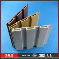 Decorative Material Exterior Wpc Wall Cladding With Low Price