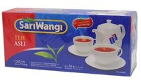 Sari Wangi Black Tea 50 Grams (25 Bag X 2 Grams)