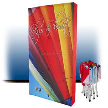 Velcro Pop Up Banner Display Exhibition Stands Suppliers