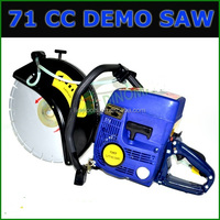 71CC Gasoline powered demolition cut off saw