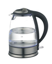 1.7L Cordless LED Electric Glass Kettle