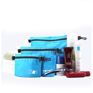 Packing Pouch Luggage Organizer Travel Storage Bags Make Up Travel Luggage Organizer Bag Set