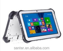 Android/Win10 fingerprint rugged tablet support GPS Navigation/IP65 waterproof