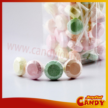 Dextrose press lollipop sweet candy