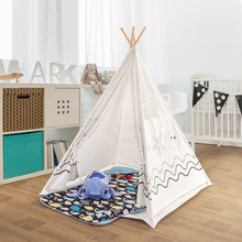 Popular kids teepee tent play house party tent children tent for sale