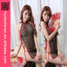 Lady Sexy Lace Babydoll Lingerie Sexy Hot Mini Shirt women sexy lingerie