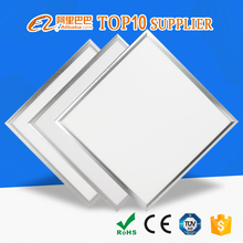 High brightness 60x60cm 36w 48w square ceiling led panel light with CE RoHs