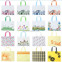 Hot Selling Custom Cheap Retail eco-friendly recyclable nonwoven Fabric bags
