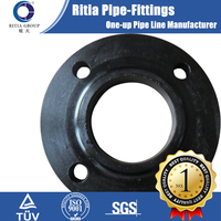 A105 carbon steel 2 inch pipe flange