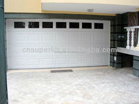waterproof insulated Garage Door with door openers