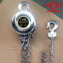 Stainless Steel Hoist, Hand Chain Block