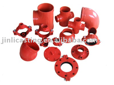 Pipe Fittings & ductile iron pipe fitting