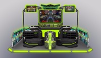 UNIS VR game Omni Arena VR 2 PLAYER game machine