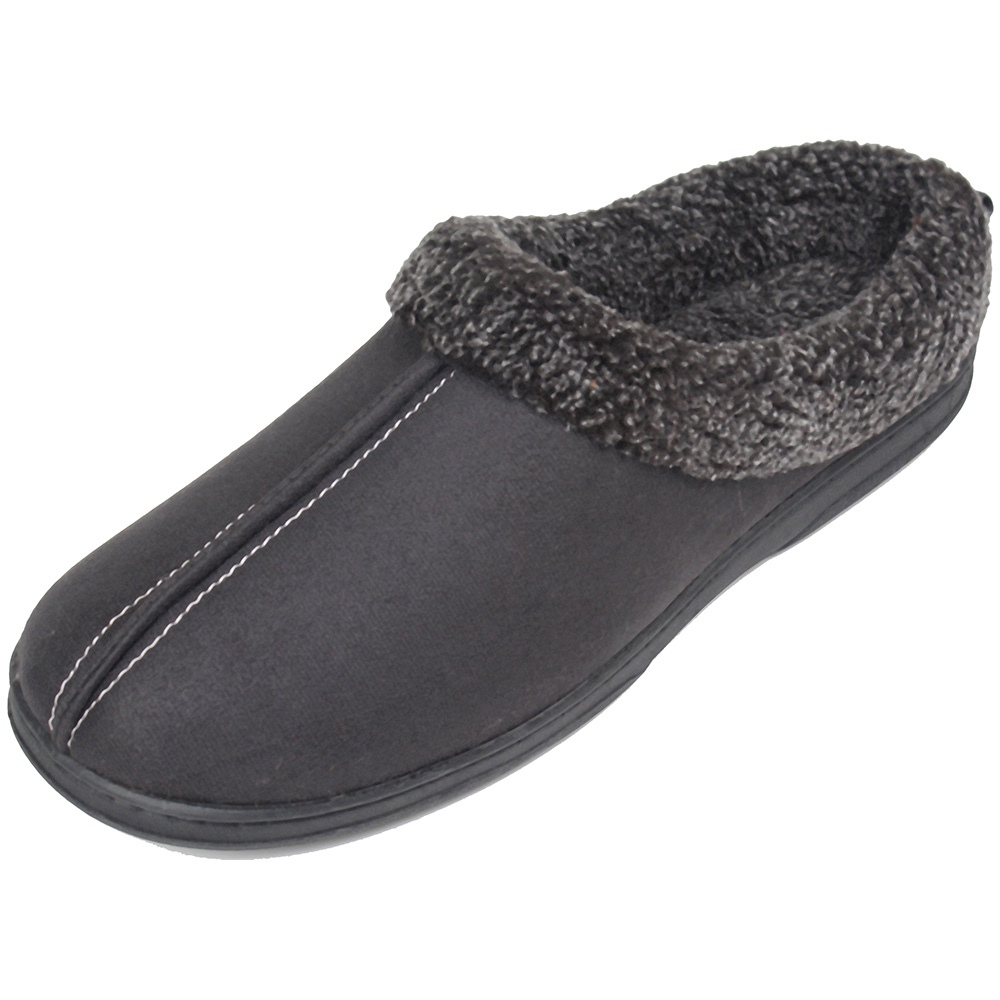 LUXEHOME Men's Cozy Fluff House Footwear/<strong>Slipper</strong>