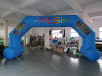 Inflatable Arches for sporting events, Finish Line Arch Rental, Inflatable finish line for sale