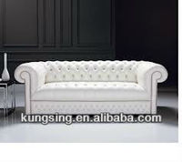 white leather chesterfield sectional sofa