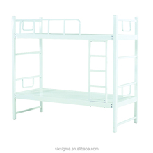 Promotion school dormitory metal bunk beds Furniture for adult