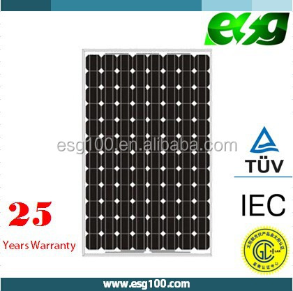 High Power solar pv module 250W Mono Pv Module