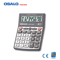 Pronouncing 8 digits factory desktop calculator OS-108H