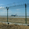 US Airport Perimeter Protection Security Welded