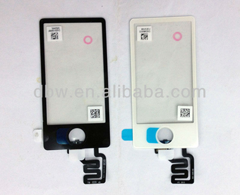 Replacement Spare parts For iPod Nano 7 LCD Touch Screen Digitizer Assembly
