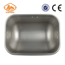 Factory Price Animal Feed Mill Equipment Pigs Stainless Steel Water Trough For Livestock