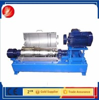 two phase separation liquid filtering solid control centrifuge