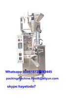 DXDF-40 Automatic herb powder /snus powder packing machine with factory good price in China