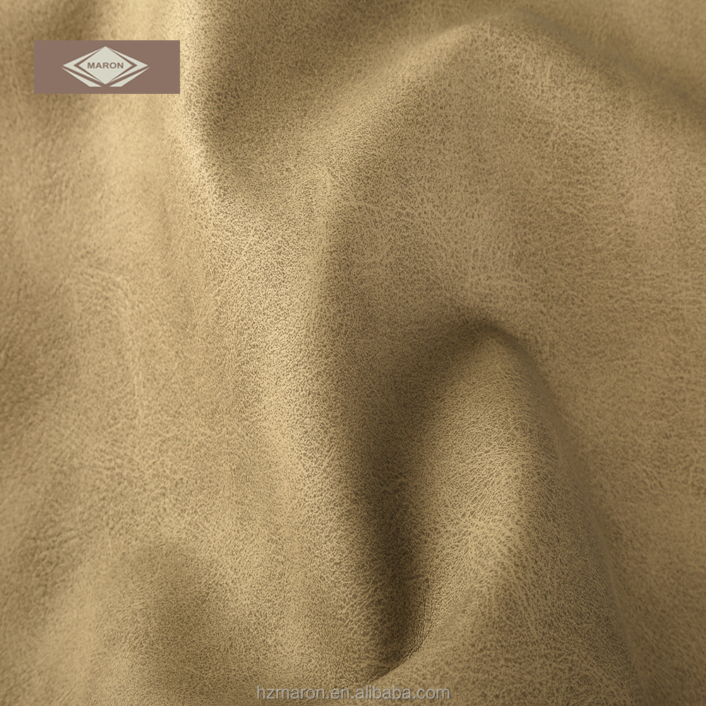 pu leather for sofa/car seat cover 100%pu synthetic leather