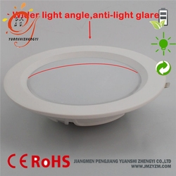 Multifunctional rotatable cob led down light 40w cob led gridlight for wholesales