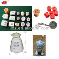 Plastic ic music device used in toys for plush dolls cards