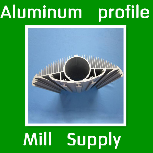 Aluminum heatsink, Aluminium extruded profile, heat dissipation