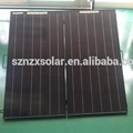 Quality Portable 12V 120 Watt Folding Solar Kit for Caravan Boat Camping with solar controller