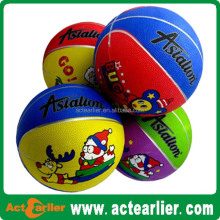 Rubber Ball Material and Ball Type basketball